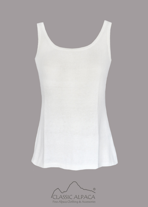 Cotton Baby Alpaca Tank