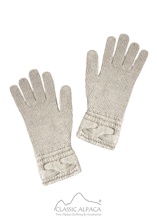 Ginevra Royal Alpaca Gloves