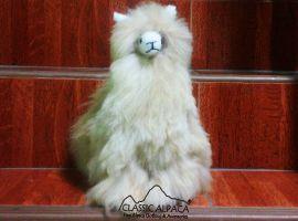 ALPACA Fur-Peruvian Ornament 13 inches