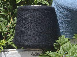 Alpaca Cone Yarn - 3 Ply Yarn