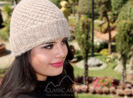 Sarah Alpaca Hat