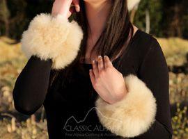 PREMIUM Baby Alpaca Fur Set