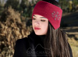 Alpaca Nordic Headband