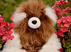 PREMIUM Baby Suri Fur-Classic Ornament 12 inches