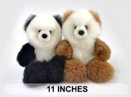 PREMIUM Baby Alpaca Fur-Classic Ornament 11 inches