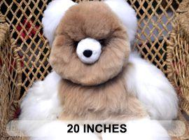 BABY Alpaca Fur - Classic Ornament 20 inches