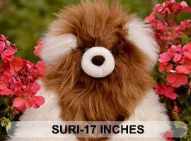PREMIUM Baby Suri Fur - Classic Ornament 17 inches