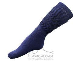 Alpaca Therapeutic/Diabetic Unisex Socks