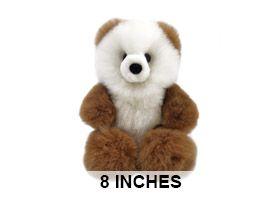 BABY Alpaca Fur-Classic Ornament 8 inches