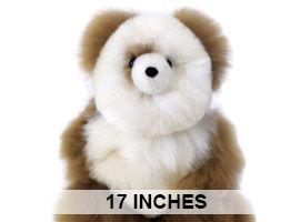 ALPACA Fur-Classic Ornament 17 inches