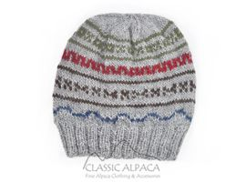 Baby Alpaca Toddler Hat | Classic Alpaca Peru