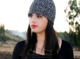 Glacier Baby Alpaca Hat
