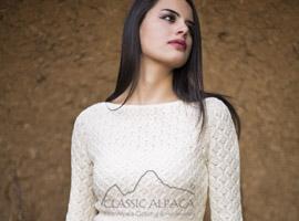 Jeanette Alpaca Sweater Dress