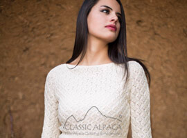 Jeanette Alpaca Sweater Dress