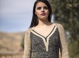 Zahara Alpaca Sweater