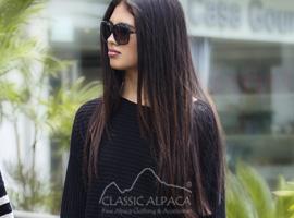 Missy Baby Alpaca Sweater | Classic Alpaca Peru