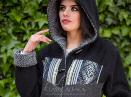 Women's Alpaca Barn Jacket