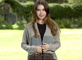 Amelia Alpaca Long Sleeve Cardigan