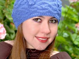 Cable Alpaca Headband