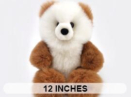 PREMIUM Baby Alpaca Fur - Classic Ornament 12 inches