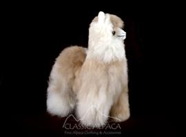 ALPACA Fur - Peruvian Ornament 13 inches