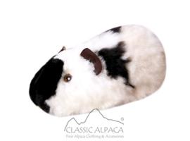 ALPACA Fur - Guinea Pig Ornament 12 inches