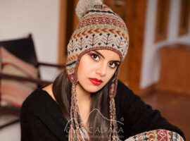 Ilave Alpaca Hat with Ear Flaps
