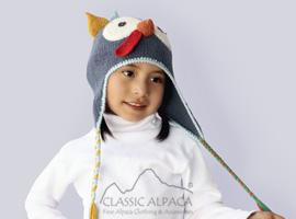 Alpaca Kids-Happy Turkey Chullo