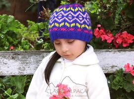 Jasper Alpaca Kids-Hat