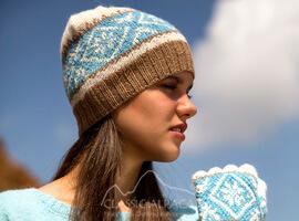 Icelandic Baby Alpaca Hat