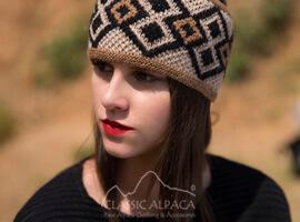 Lorelei Baby Alpaca Headband