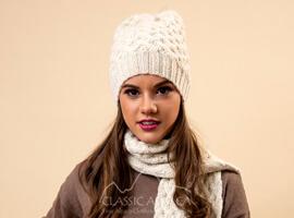 Shadow Cable Alpaca Hat   Classic Alpaca Peru