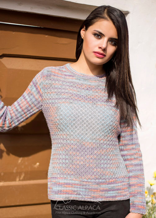 Gabriella Alpaca Sweater
