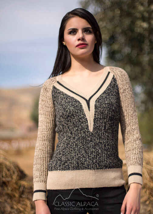 Zahara Alpaca Sweater