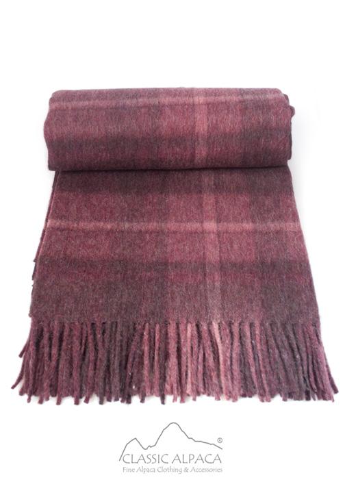 Scottish Blanket | Classic Alpaca Peru