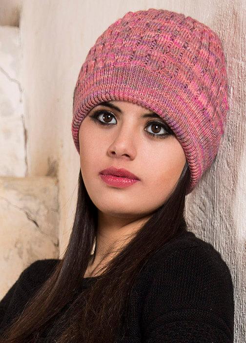 Fatima Alpaca Hat