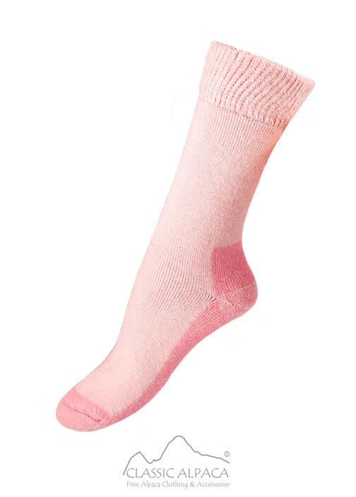 Alpaca Hiker Unisex Socks