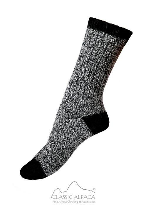 Alpaca Boot Unisex Socks | Classic Alpaca Peru