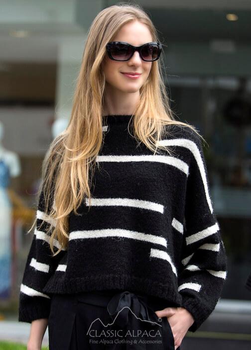 Annaisha Alpaca Sweater