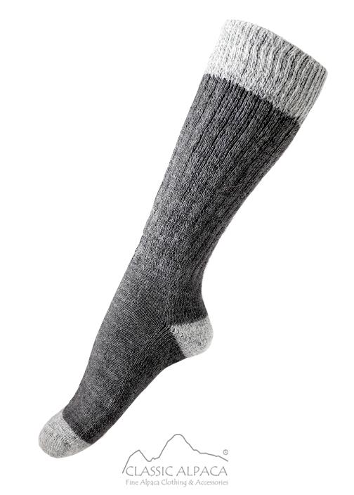 Alpaca Ski Unisex Socks | Classic Alpaca Peru