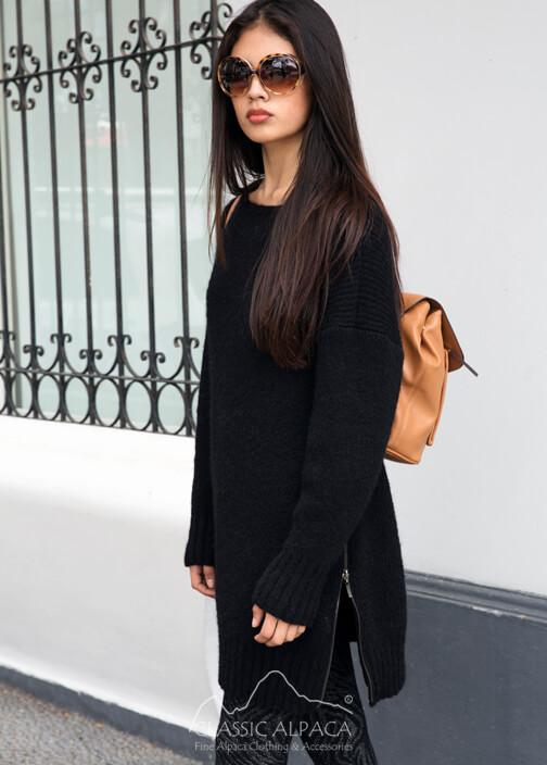 Misha Alpaca Sweater Dress