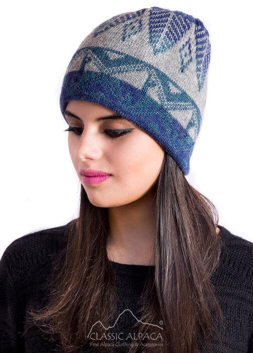Reversible Alpaquita Knit Hat