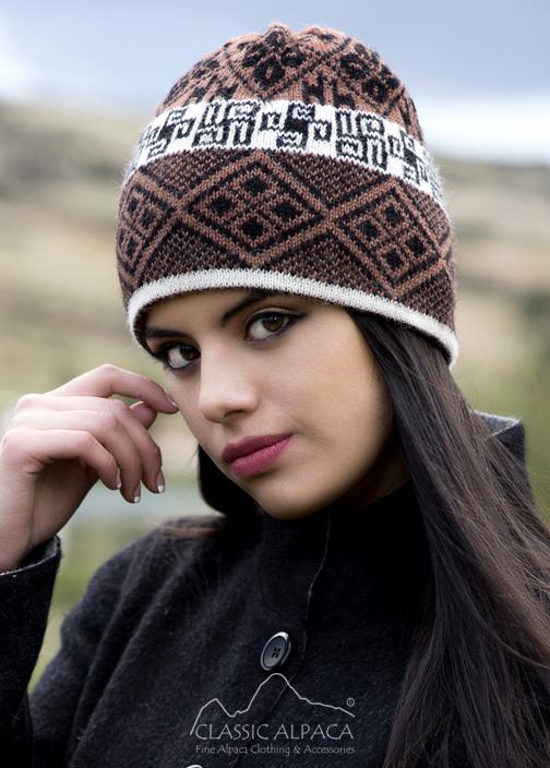 Reversible Nazca Knit Hat