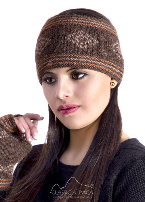 Alpaca Zoe Headband