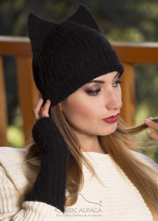 Madisson alpaca Hat