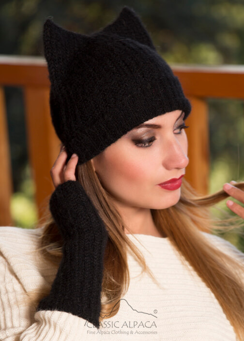 Madisson alpaca Hat
