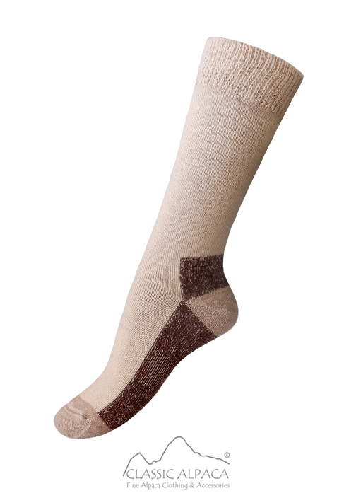 Alpaca Outdoor Hiker Unisex Socks