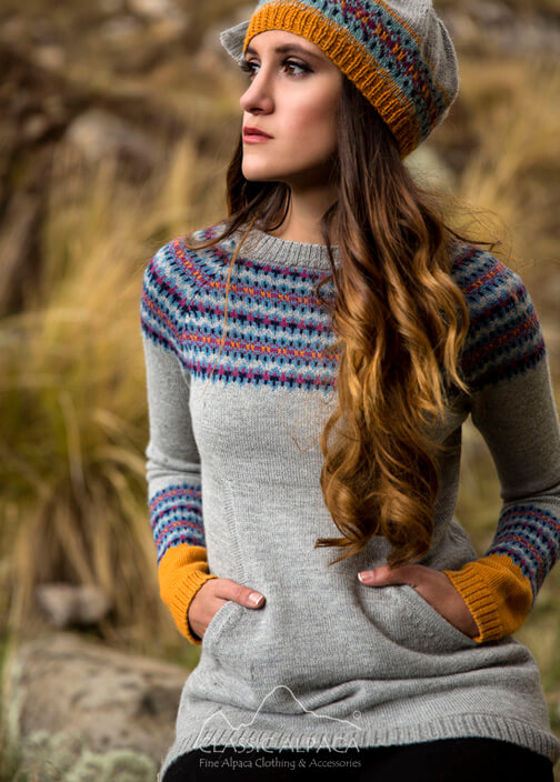 Otuzco Alpaca Sweater