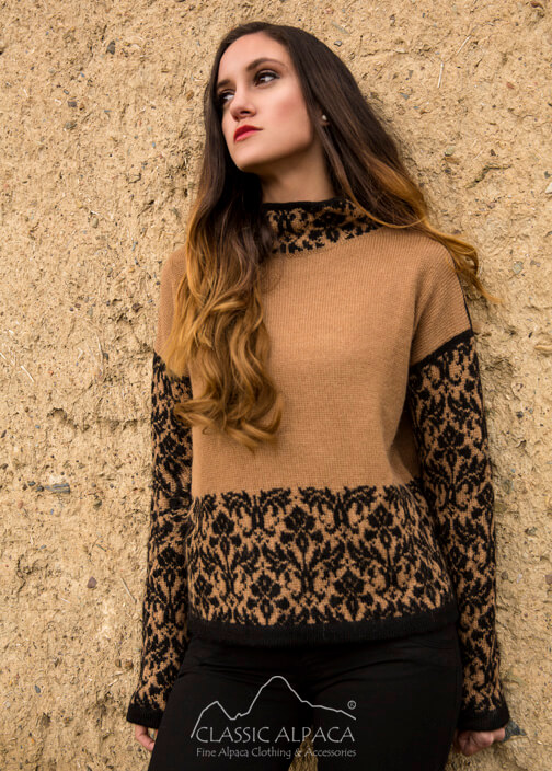 Delphi Alpaca Sweater