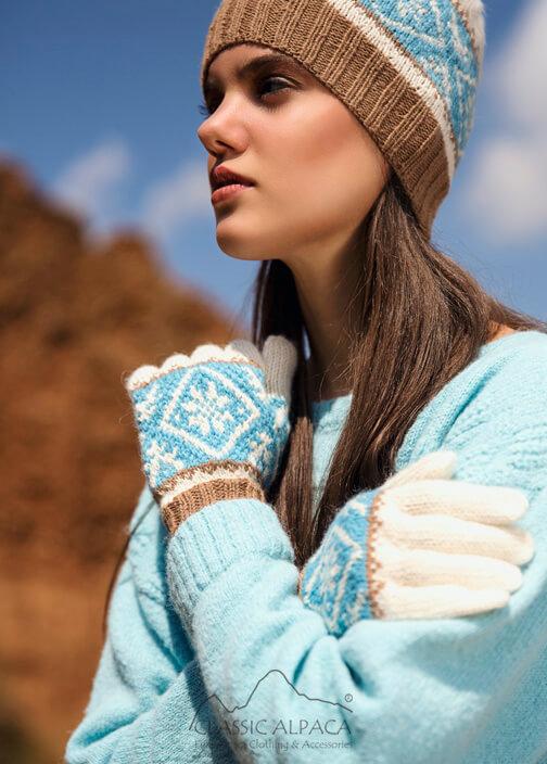 Icelandic Baby Alpaca Gloves
